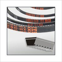 Cogged Raw Edge Belts