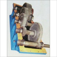 Hoisting Gear Box