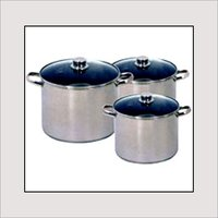 Stainless Steel Baking Pot