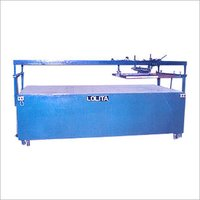 Manual Banner Printing Machine