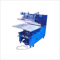 Semi Automatic Spot UV Coating Machine