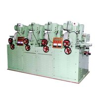 Multi Head Pipe Polishing Machine