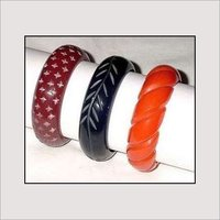Wooden Painted Bangle