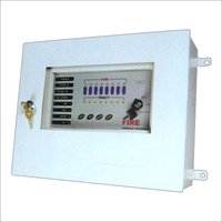 MICROPROCESSOR BASED FIRE ALARM CONTROL PANEL