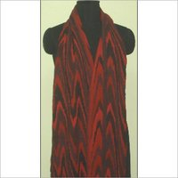 Wool Lycra Jamawar Stoles
