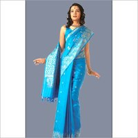 Zari Kodi Design Saree