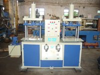 Hydraulic Compression Moulding Press-Twin Station