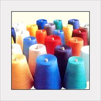 Spun Polyester Dyed Yarn