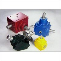 INDUSTRIAL BEVEL GEAR BOXES