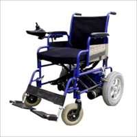 Foldable Powered Wheelchairs