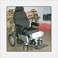 Deluxe Powered Wheelchair