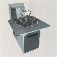 LAPPING & POLISHING MACHINE