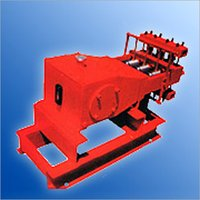 High Pressure Triplex Plunger Pumps