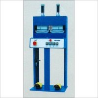 THERMOPLASTIC TOE PUFF COUPLING MACHINE