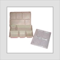 Square Plastic Disposable Plates