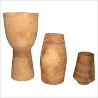 Wooden Musical Pots