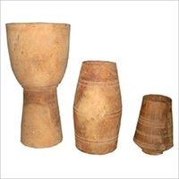 Wooden Musical Pots