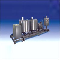 ICE CREAM PROCESSING EQUIPMENT
