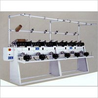 Chenille Yarn Winding Machine