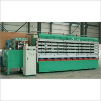 Vulcanizing Thread Rubber Machine