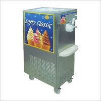Single Flavor Softy Ice-Cream Machine