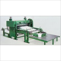 HEAVY DUTY AUTOMATIC PAPER REEL TO SHEET CUTTING MACHINE