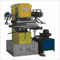 Hydraulic Hot Stamping Machine