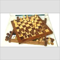Sheesham Wood Multi Games
