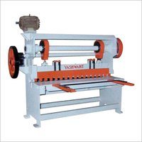 OVER CRANK GILLOUTIME SHEARING MACHINE