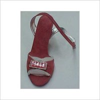 Ladies Sandal With Lining