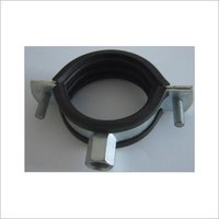 Galvanised Pipe Fitting Clamps