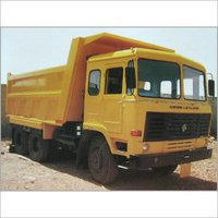 TIPPER BODY TRUCK