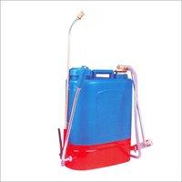 Plastic Knapsack Sprayer (Inside Pressure Chamber)