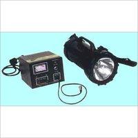 Unique Portable Search Light Metal Detector