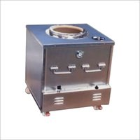 Ss Mobile Drum Tandoor