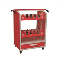 Mobile Drawer System All Side Open