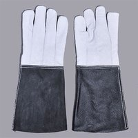 Nylon Knitted Seamless Gloves