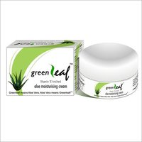 Green Leaf Aloe Moisturising Cream