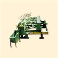 Rolling Shutter Profile Machine
