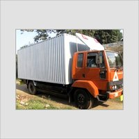 Refrigerated Cargo Container Vans