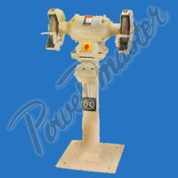 Bench Grinding Machine With Pedestal