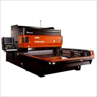 Alpha Laser Cutting Machine