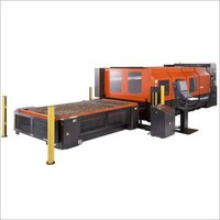 Heavy Duty Laser Cutting Machine