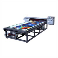 UV Flatbed Printing Machine