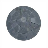 Lime Black Paving