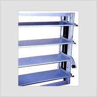 ALUMINIUM WINDOW LOUVERS
