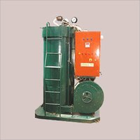 Vertical Water Tube Type Oil Steam Boiler