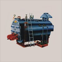 Horizontal Smoke Tube Type Steam Boiler