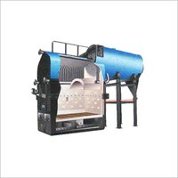 Multi-Fuel Fired Steam Boiler
