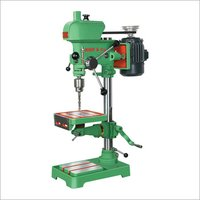 Bench & Pillar Type Drilling Machine